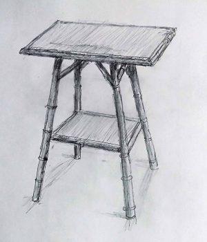 Alan Overton Bamboo Chair 2