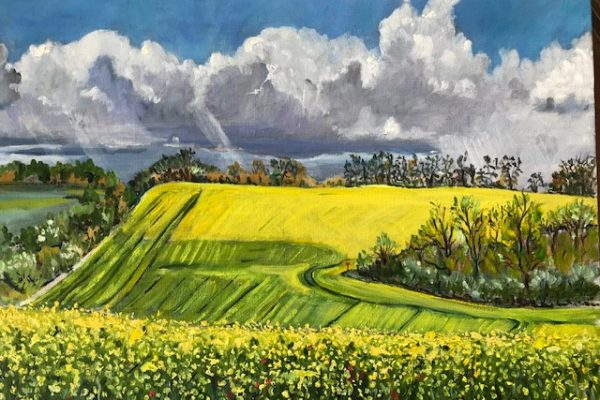 Hilary Jackson - The colour of nature